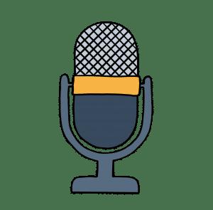 Podcast, aufnehmen