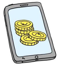 Digitale Gehaltsabrechnung
