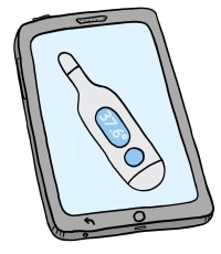 Digitale Krankmeldung