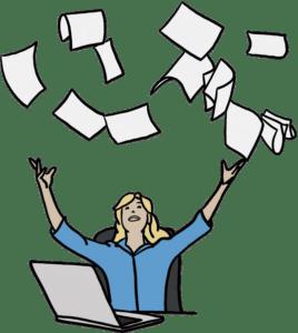 papierfrei, papier befreit